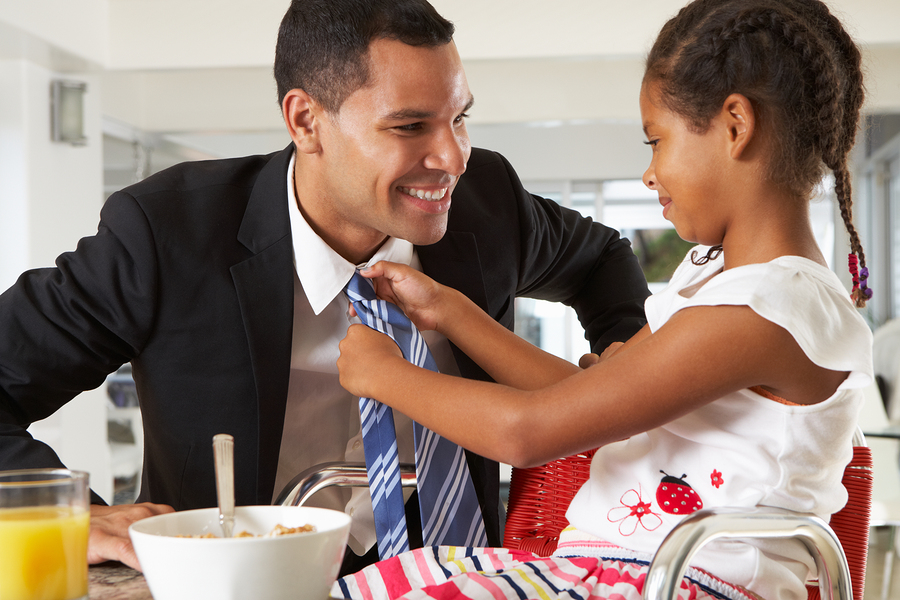 Father of a Daughter Initiative - Jeffery Tobias Halter YWomen