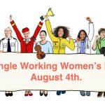 Jeffery Tobias Halter - Single Working Women's Day