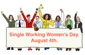 Jeffery Tobias Halter - Single Working Women's Day