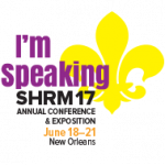 SHRM 2017 speaker Jeffery Tobias Halter
