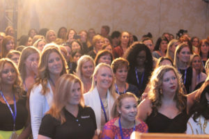 Women in Automotive audience photo