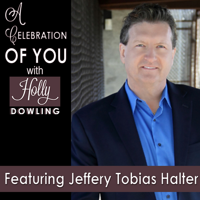 Jeffery Tobias Halter interview with Holly Dowling