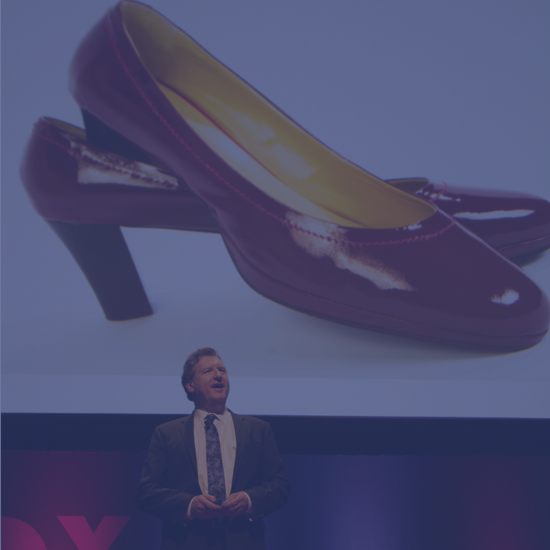 Signature </br>Red Heels Keynote
