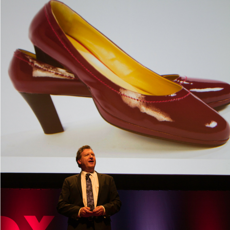 JTH red heels keynotes