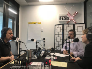 Jeffery Tobias Halter, author of WHY Women discusses advancing women and engaging men on Atlanta Business Radio X w/ Lee Kantor or Lori Foley